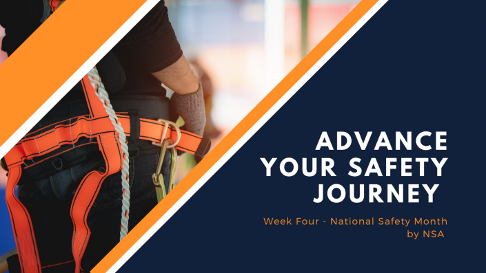 Advance Your Safety Journey